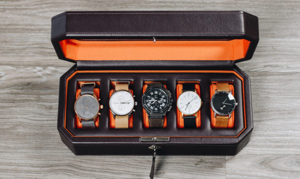 WOLF1834 Watch Box