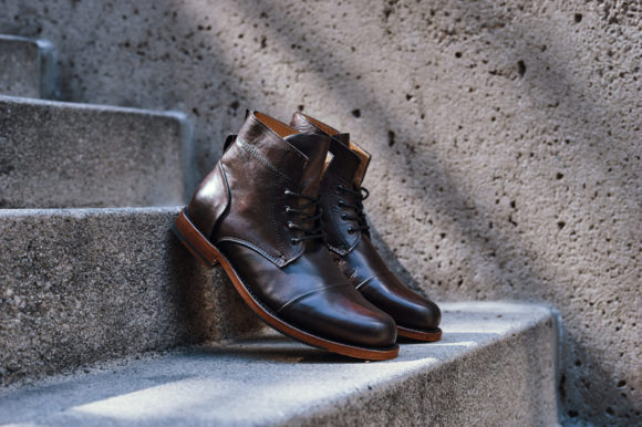Sutro Alder Boot Redbrown Leather