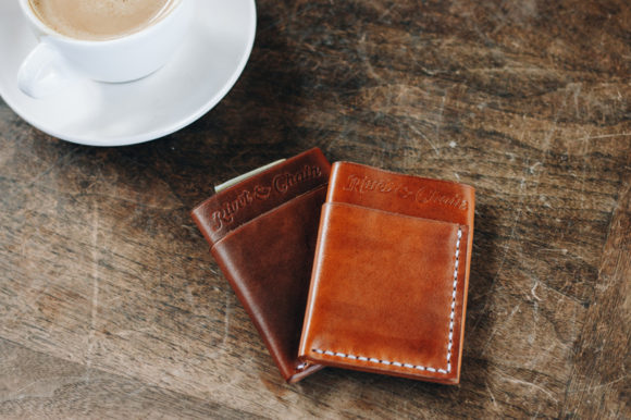 Rivet & Chain Flux Wallet