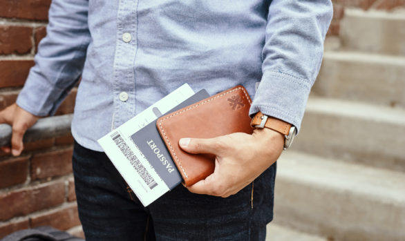 Kyte Creek Leather Co. Passport & Field Notes Covers