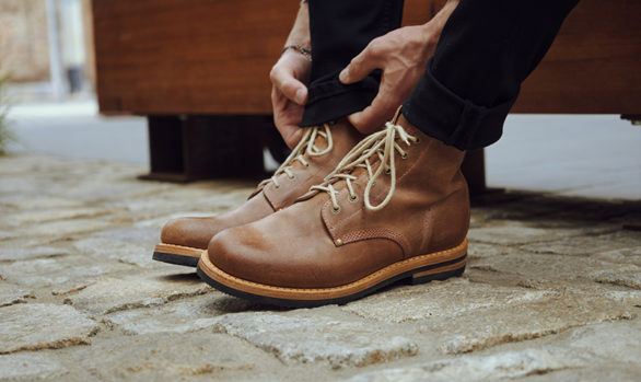 "Urban Shepherd Boots ""The Original"""